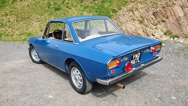 1973 Lancia Fulvia S Coupe For Sale (picture 9 of 58)