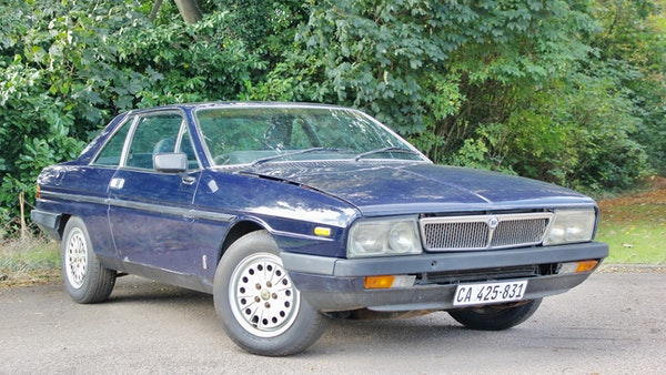 1983 Lancia Gamma Coupé 2500 ie For Sale (picture 11 of 94)