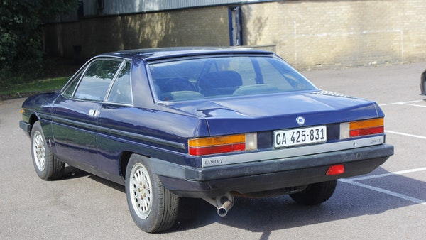 1983 Lancia Gamma Coupé 2500 ie For Sale (picture 30 of 94)