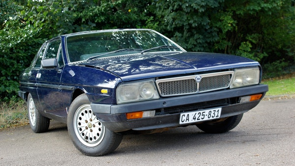 1983 Lancia Gamma Coupé 2500 ie For Sale (picture 21 of 94)