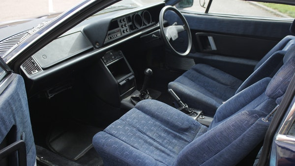 1983 Lancia Gamma Coupé 2500 ie For Sale (picture 66 of 94)