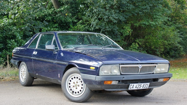 1983 Lancia Gamma Coupé 2500 ie For Sale (picture 17 of 94)