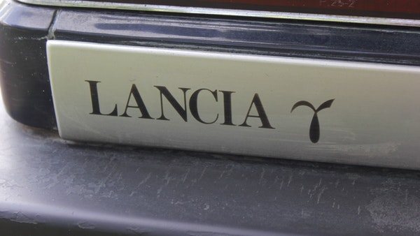 1983 Lancia Gamma Coupé 2500 ie For Sale (picture 70 of 94)