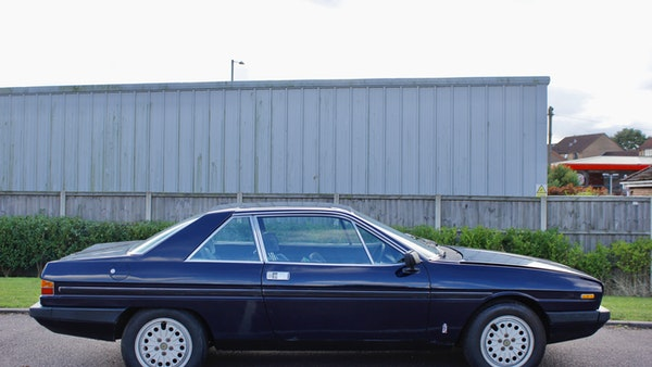 1983 Lancia Gamma Coupé 2500 ie For Sale (picture 25 of 94)