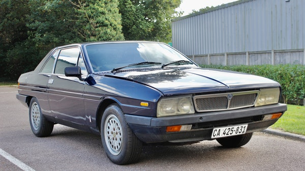 1983 Lancia Gamma Coupé 2500 ie For Sale (picture 16 of 94)