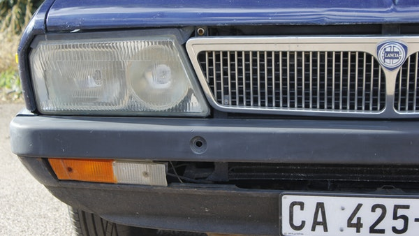 1983 Lancia Gamma Coupé 2500 ie For Sale (picture 77 of 94)