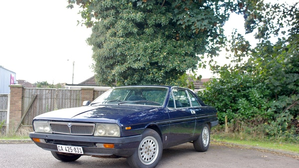 1983 Lancia Gamma Coupé 2500 ie For Sale (picture 7 of 94)