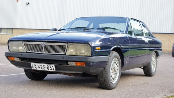 1983 Lancia Gamma Coupé 2500 ie For Sale (picture 18 of 94)