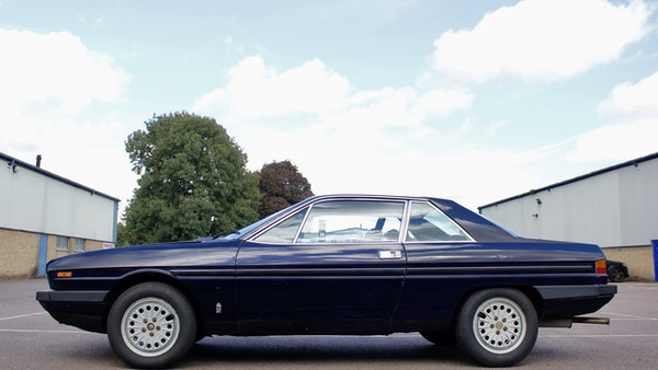 1983 Lancia Gamma Coupé 2500 ie For Sale (picture 23 of 94)