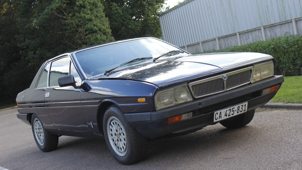 1983 Lancia Gamma Coupé 2500 ie For Sale (picture 15 of 94)