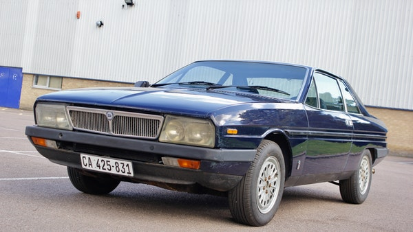 1983 Lancia Gamma Coupé 2500 ie For Sale (picture 20 of 94)
