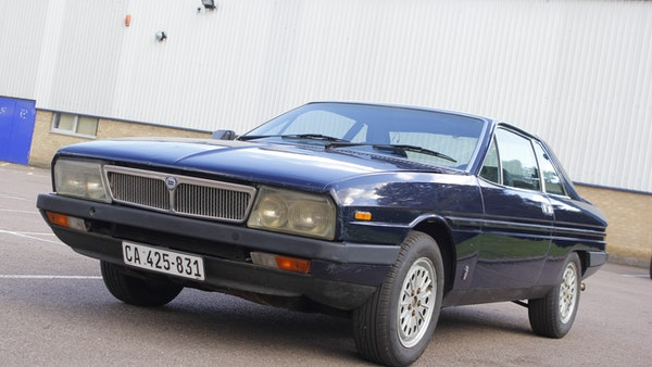 1983 Lancia Gamma Coupé 2500 ie For Sale (picture 22 of 94)