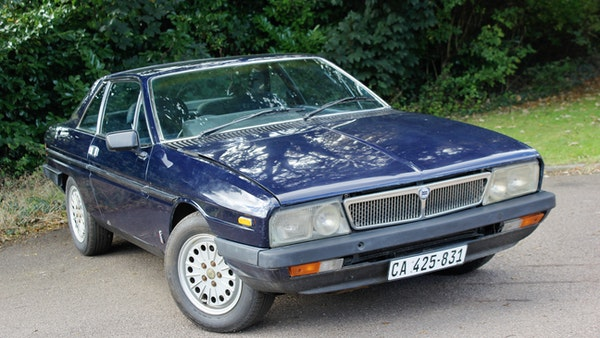 1983 Lancia Gamma Coupé 2500 ie For Sale (picture 12 of 94)