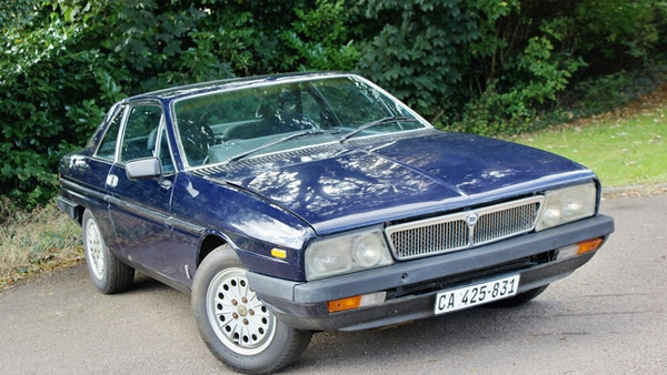 1983 Lancia Gamma Coupé 2500 ie For Sale (picture 10 of 94)