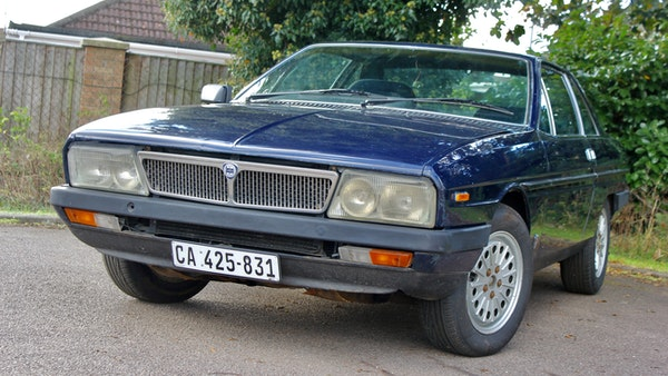 1983 Lancia Gamma Coupé 2500 ie For Sale (picture 14 of 94)