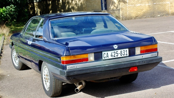 1983 Lancia Gamma Coupé 2500 ie For Sale (picture 28 of 94)