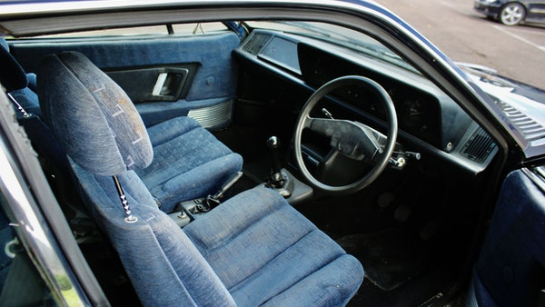 1983 Lancia Gamma Coupé 2500 ie For Sale (picture 48 of 94)