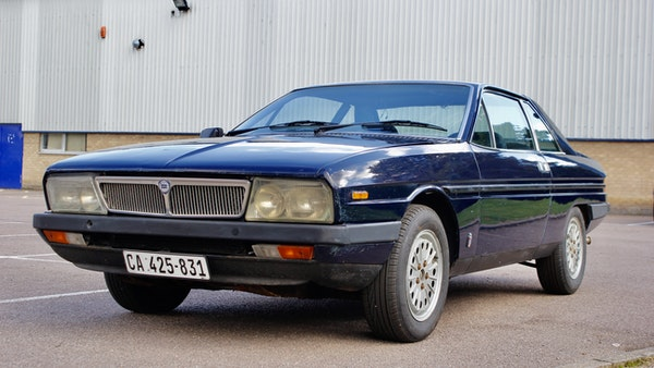 1983 Lancia Gamma Coupé 2500 ie For Sale (picture 19 of 94)