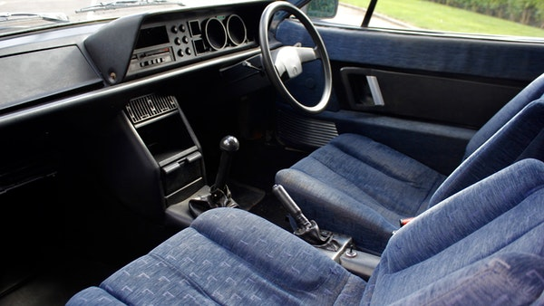 1983 Lancia Gamma Coupé 2500 ie For Sale (picture 45 of 94)