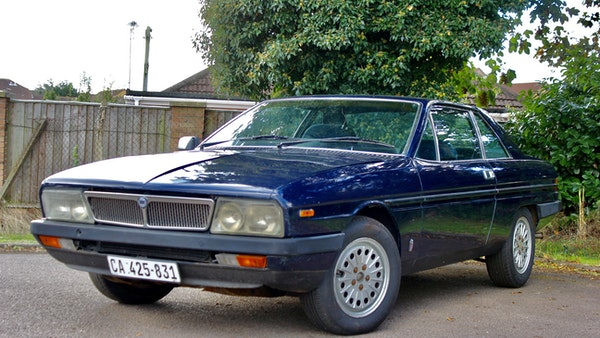 1983 Lancia Gamma Coupé 2500 ie For Sale (picture 1 of 94)