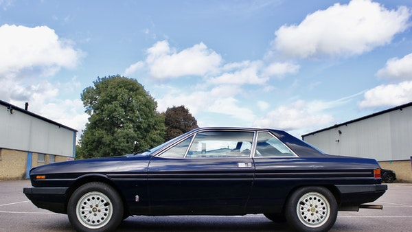 1983 Lancia Gamma Coupé 2500 ie For Sale (picture 24 of 94)