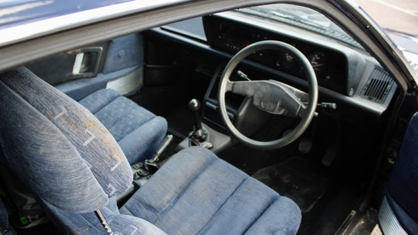 1983 Lancia Gamma Coupé 2500 ie For Sale (picture 54 of 94)