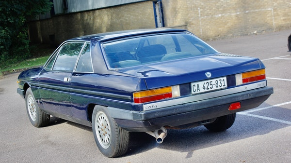 1983 Lancia Gamma Coupé 2500 ie For Sale (picture 9 of 94)