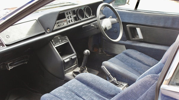 1983 Lancia Gamma Coupé 2500 ie For Sale (picture 46 of 94)