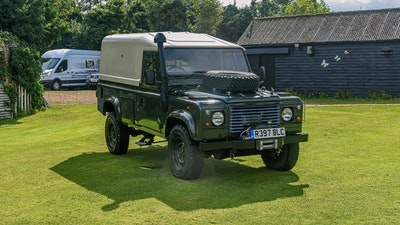 1998 Land Rover Defender 110 Utility Wolf