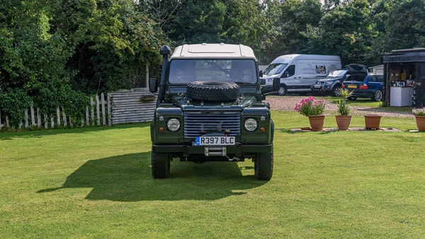 1998 Land Rover Defender 110 Utility Wolf For Sale (picture 3 of 103)