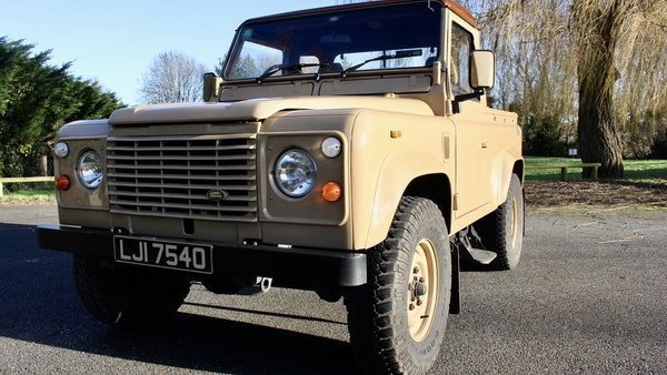 1989 Land Rover 90 For Sale (picture 6 of 88)