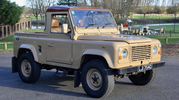 1989 Land Rover 90 For Sale (picture 9 of 88)