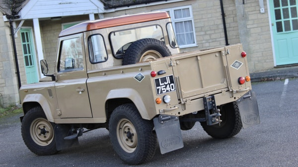 1989 Land Rover 90 For Sale (picture 11 of 88)