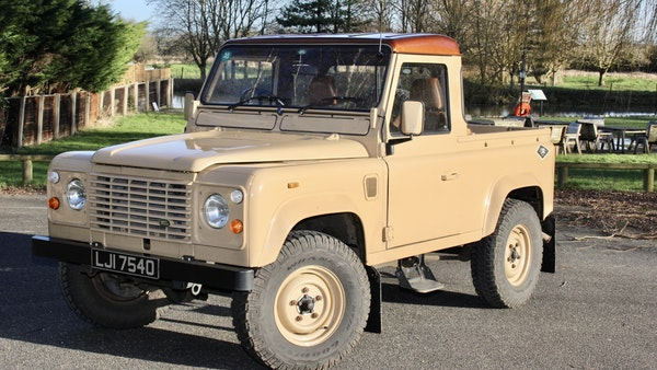 1989 Land Rover 90 For Sale (picture 4 of 88)