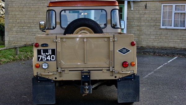 1989 Land Rover 90 For Sale (picture 13 of 88)