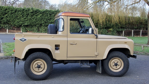 1989 Land Rover 90 For Sale (picture 17 of 88)