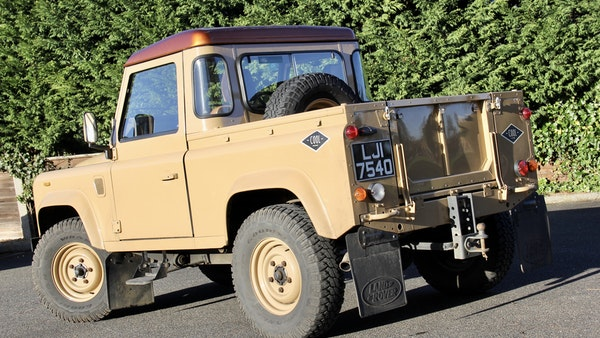 1989 Land Rover 90 For Sale (picture 3 of 88)