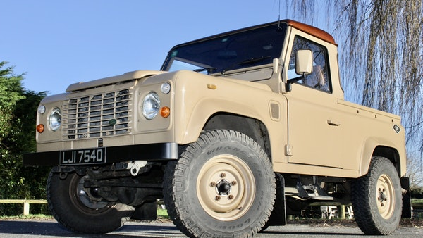 1989 Land Rover 90 For Sale (picture 10 of 88)