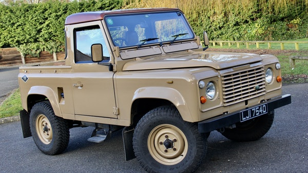 1989 Land Rover 90 For Sale (picture 12 of 93)
