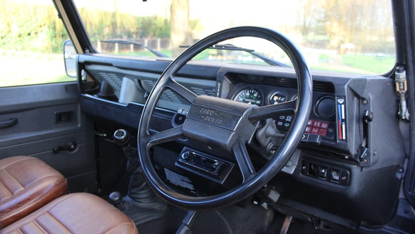 1989 Land Rover 90 For Sale (picture 22 of 93)