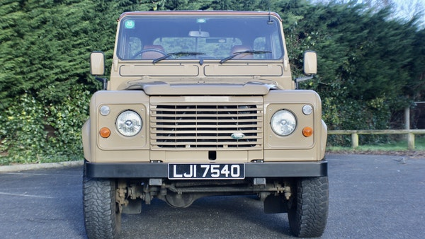 1989 Land Rover 90 For Sale (picture 4 of 93)