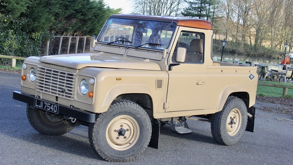 1989 Land Rover 90 For Sale (picture 9 of 93)