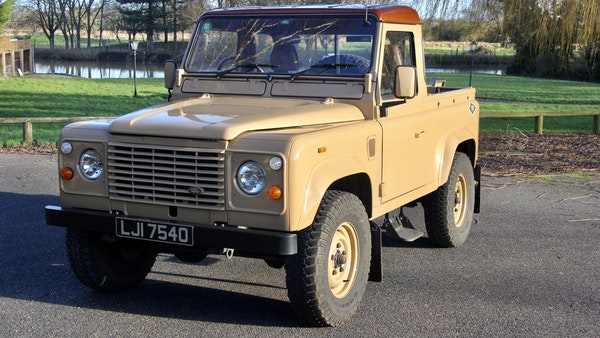 1989 Land Rover 90 For Sale (picture 13 of 93)