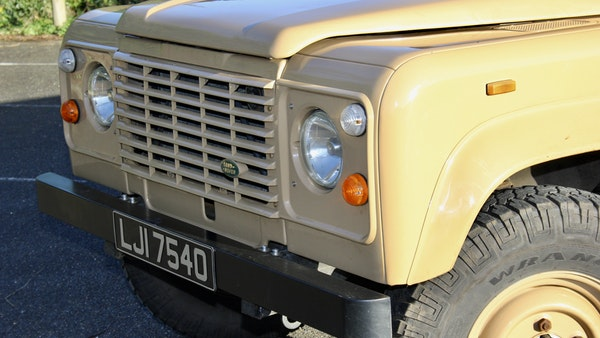 1989 Land Rover 90 For Sale (picture 48 of 93)