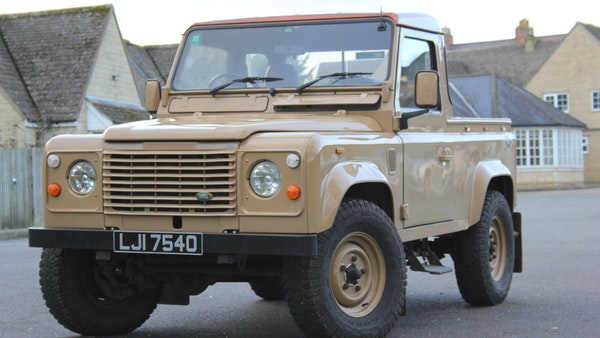 1989 Land Rover 90 For Sale (picture 16 of 93)