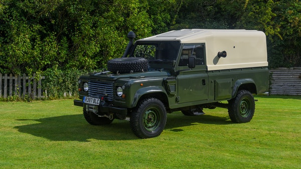 1998 Land Rover Defender 110 Utility Wolf For Sale (picture 4 of 103)