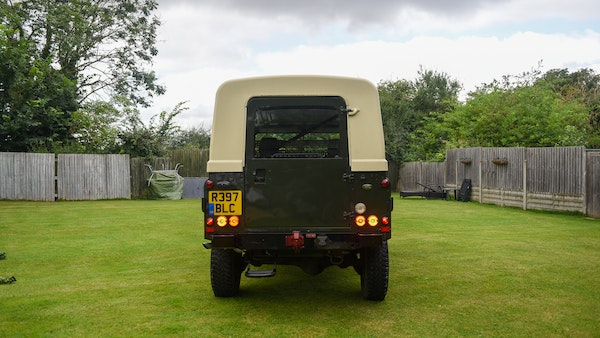 1998 Land Rover Defender 110 Utility Wolf For Sale (picture 10 of 103)