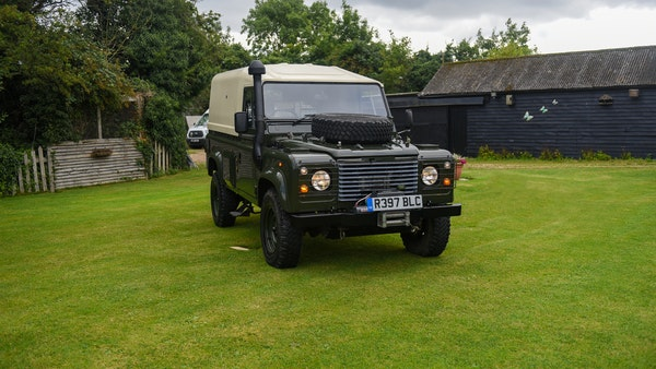 1998 Land Rover Defender 110 Utility Wolf For Sale (picture 11 of 103)