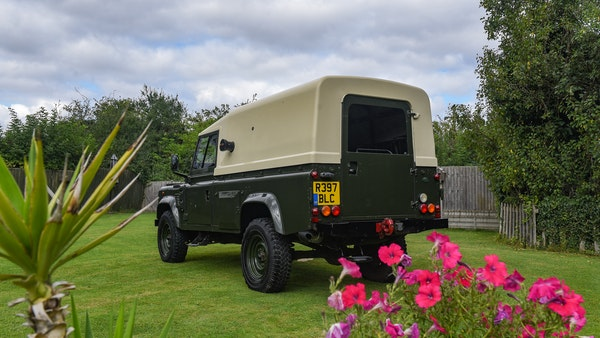 1998 Land Rover Defender 110 Utility Wolf For Sale (picture 6 of 103)
