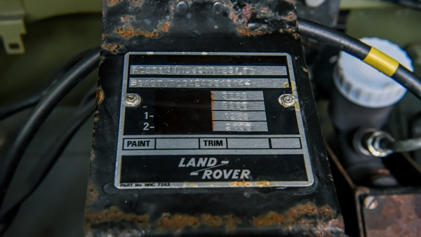 1998 Land Rover Defender 110 Utility Wolf For Sale (picture 79 of 103)